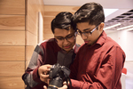 <em>Pranav and Sushil</em>
