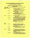 1993 Fifth Annual IMSA Presentation Day by Illinois Mathematics and Science Academy