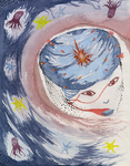 """Overwhelmed"" by Aurora Harkleroad '18"