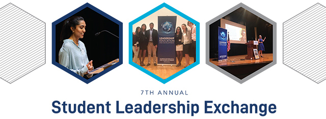 2020 Student Leadership Exchange
