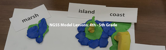 Model NGSS Lessons: 4th - 5th Grade