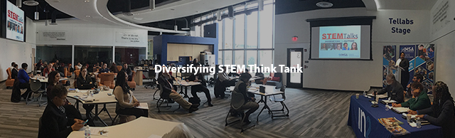 Diversifying STEM Think Tank