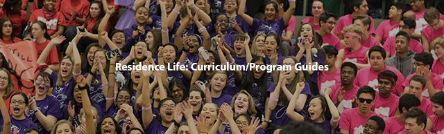 Residence Life: Curriculum/Program Guides