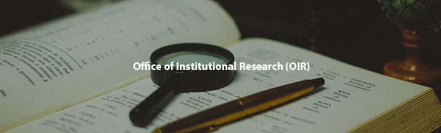 Office of Institutional Research