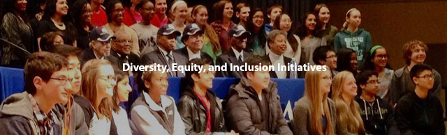 Diversity, Equity, and Inclusion: Initiatives