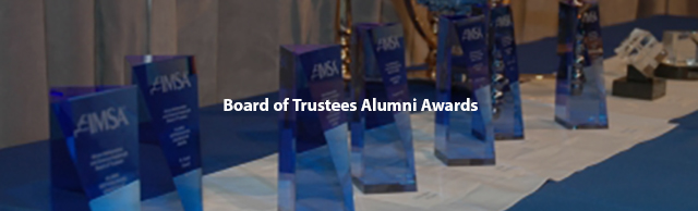 Board of Trustees Alumni Awards
