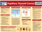 Papillary Thyroid Cancer by Tanmayee Vegesna '19