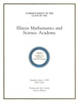 04. Commencement of the Class of 1990 by Illinois Mathematics and Science Academy