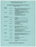 06. 1990 Second Annual IMSA Presentation Day by Illinois Mathematics and Science Academy