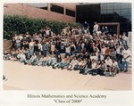02. IMSA Class Photo: 2000 by Illinois Mathematics and Science Academy