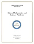 04. Commencement of the Class of 2000 by Illinois Mathematics and Science Academy
