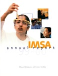 09. 1999-00 Annual Report by Illinois Mathematics and Science Academy