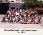 02. IMSA Class Photo: 2005 by Illinois Mathematics and Science Academy