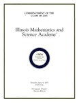 04. Commencement of the Class of 2005 by Illinois Mathematics and Science Academy