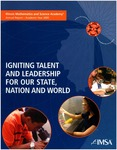 07. 2004-05 Annual Report, IGNITING TALENT AND LEADERSHIP FOR OUR STATE, NATION AND WORLD by Illinois Mathematics and Science Academy