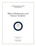 04. Commencement of the Class of 2010 by Illinois Mathematics and Science Academy