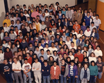 1989 Class Photograph by Illinois Mathematics and Science Academy