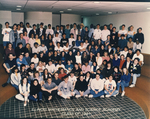 1991 Class Photograph by Illinois Mathematics and Science Academy