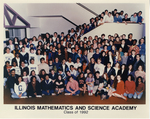 1992 Class Photograph by Illinois Mathematics and Science Academy