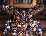 2007 Class Photograph by Illinois Mathematics and Science Academy