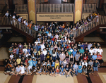 2011 Class Photograph by Illinois Mathematics and Science Academy