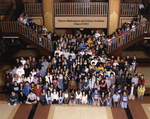 2012 Class Photograph by Illinois Mathematics and Science Academy