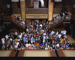 2013 Class Photograph by Illinois Mathematics and Science Academy