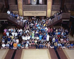 2014 Class Photograph by Illinois Mathematics and Science Academy
