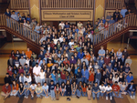 2008 Class Photograph by Illinois Mathematics and Science Academy