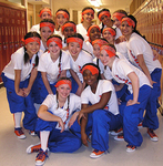 2005-2006 Dance Squad by Illinois Mathematics and Science Academy