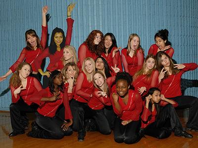 2006-2007 Dance Squad