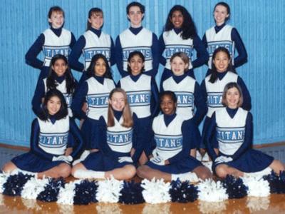 1997-1998 Dance Squad
