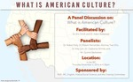 What is American Culture? by Illinois Mathematics and Science Academy