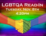 2015 LGBTQA Read-In