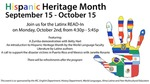 2017 Hispanic Heritage Month: Latinx Read-In by Illinois Mathematics and Science Academy
