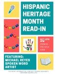 2020 Hispanic Heritage Month Read-In