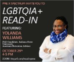 2020 LGBTQA+ Read-In by Illinois Mathematics and Science Academy