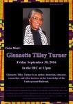 History Makers Series: Glennette Tilley Turner