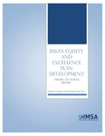 3. IMSA's Equity and Excellence Plan Development: Theory of Change Report by Traci Ellis and Adrienne Coleman