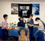 Charter Class Move-In Day 1986