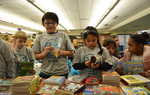 2018 Family Reading Night: Book Give-Away by Information Resource Center