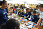 2019 Family Reading Night: Book Give-Away by Illinois Mathematics and Science Academy