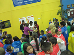 2009 Family Reading Night: Prizes by Illinois Mathematics and Science Academy