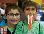 2016 Family Reading Night: Ice Cream by Illinois Mathematics and Science Academy