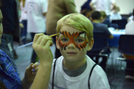 2016 Family Reading Night: Face Painting by Illinois Mathematics and Science Academy