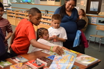 2016 Family Reading Night: Book Give-Away by Illinois Mathematics and Science Academy