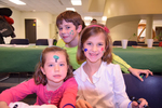 2015 Family Reading Night: Face Painting by Illinois Mathematics and Science Academy