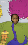 2015 Family Reading Night: Character Form Portraits by Illinois Mathematics and Science Academy