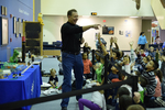 2015 Family Reading Night: Sci-Tech by Illinois Mathematics and Science Academy