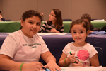 2015 Family Reading Night: Crafts by Illinois Mathematics and Science Academy